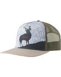 Prana - Journeyman Trucker Hat - Lyst