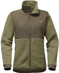 The North Face - Novelty Denali Fleece Jacket - Lyst