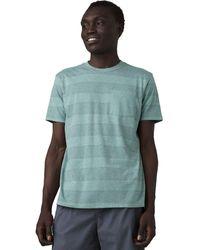 Prana Roots Studio Dots T-shirt - Green