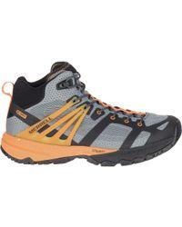 13886207936 Keen Rubber Terradora Mid Waterproof Hiking Boots in Green for Men ...