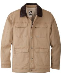 Mountain Khakis - Ranch Shearling Jacket - Lyst