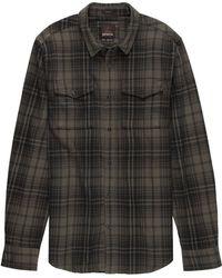 Prana - Plano Slim Flannel Shirt - Lyst