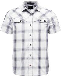 Black Diamond Benchmark Ss Shirt - Multicolor