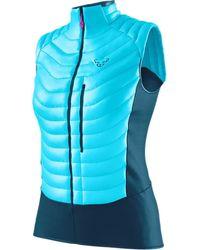 Dynafit Tlt Light Insulation Vest - Blue