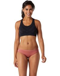 Smartwool Merino 150 Lace Bikini Underwear - Black