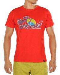 La Sportiva Tokyo T-shirt - Red