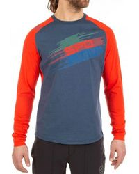 La Sportiva Stripe Evo Long-sleeve Shirt - Multicolor