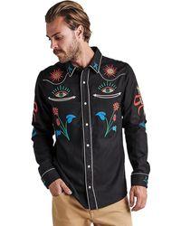Roark Revival On The Range Shirt - Black