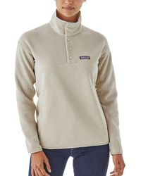 Patagonia - Lightweight Better Sweater Marsupial Fleece Pullover - Lyst