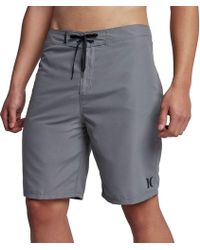 Hurley - One & Only 2.0 21in Board Short - Lyst