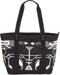 Pendleton | Large Zip Canvas Tote | Lyst