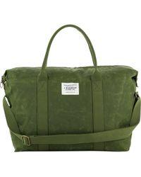 Barbour Eadan Holdall Duffel Bag - Green