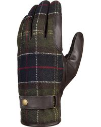 Barbour Newbrough Tartan Glove - Multicolor