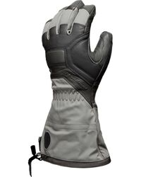 Black Diamond Guide Ski Glove - Gray