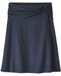 Patagonia - Seabrook Skirt - Lyst