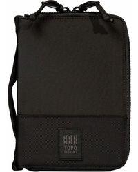 Topo Global 14l Briefcase - Black