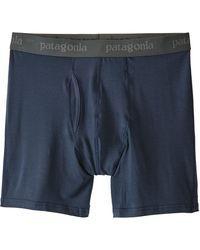 Patagonia Essential 6in Boxer Brief - Blue