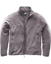 818e4241c Lyst - The North Face Apex Pneumatic Softshell Jacket in Gray for Men