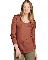 Toad&Co - Marley Long-sleeve T-shirt - Lyst