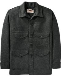 Filson - Mackinaw Cruiser Alaska Fit Jacket - Lyst