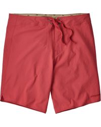 Patagonia - Light & Variable 18in Board Short - Lyst