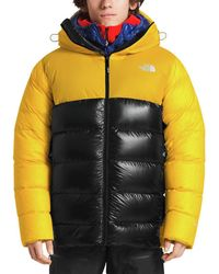 5dae83a24 Summit L6 Aw Down Belay Parka - Yellow