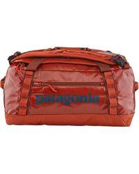 Patagonia Black Hole 40l Duffel Bag - Red
