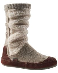 Acorn Slouch Boot - Multicolor