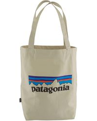 Patagonia Bleached Stone P6 Tote Bag Backpack - Multicolor