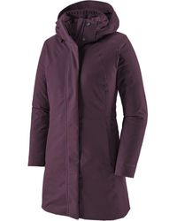 Patagonia Tres Down 3-in-1 Parka - Purple