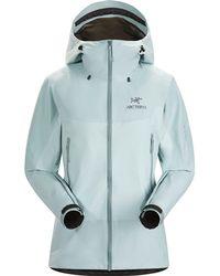 Arc'teryx Beta Sl Hybrid Jacket - Blue