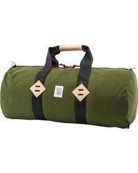 Topo Designs Classic 42l Duffel - Green