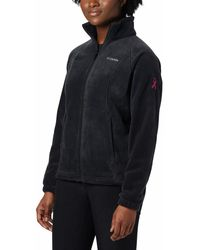 L Women/'s Columbia Tested Tough in Pink Camo Hoodie