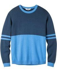 Mountain Khakis Pow Xvii Sweater - Blue