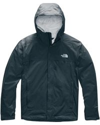 The North Face Venture 2 Tall Hooded Jacket - Blue