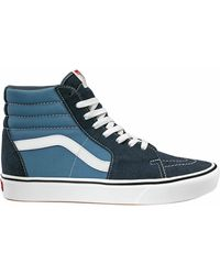 Vans Sk8 Hi - Shoes - Blue