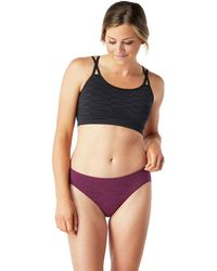 Smartwool Merino Seamless Bikini - Multicolor