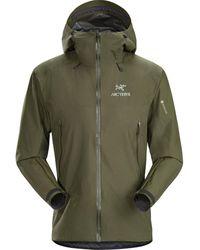 Arc'teryx Beta Sl Hybrid Jacket - Green
