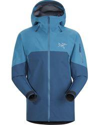 Arc'teryx Rush Jacket - Blue
