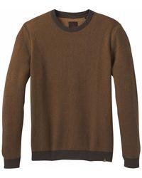 Prana Vertawn Sweater - Brown