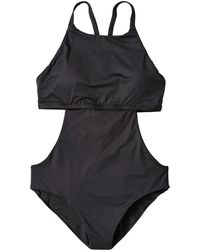 Patagonia Nireta One-piece Swimsuit - Black