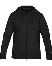 Hurley - Therma Protect Full-zip Fleece Hoodie - Lyst