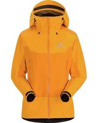 Arc'teryx Beta Sl Hybrid Jacket - Orange