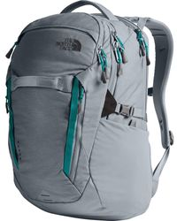 The North Face Surge 31l Backpack - Gray
