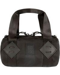 Topo Classic Mini Duffel Bag - Black