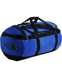 The North Face Base Camp 95l Duffel - Blue