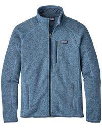 Patagonia   Better Sweater Fleece Jacket   Lyst