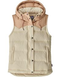 Patagonia Bivy Hooded Down Vest - Multicolor