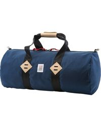 Topo Designs Classic 42l Duffel - Blue