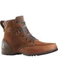 Sorel - Ankeny Moc Toe Boot - Lyst